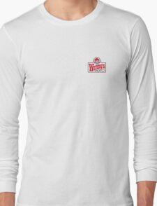 Wendy's Logo Long Sleeve T-Shirt