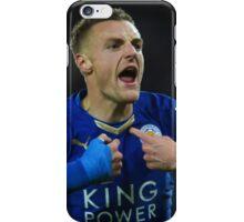 Vardy look at me iPhone Case/Skin