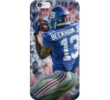 Odell Beckham jr iPhone Case/Skin