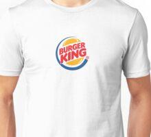 Burger King Logo Unisex T-Shirt