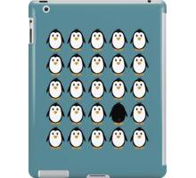 Penguin colony  iPad Case/Skin
