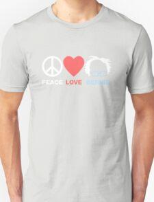 Peace, Love, Bernie T-Shirt