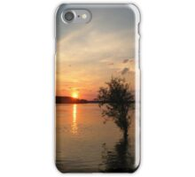 Silence and peace iPhone Case/Skin