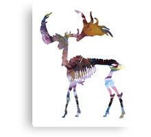 Irish Elk Canvas Print