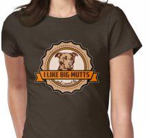 I Like Big Mutts Womens Fitted T-Shirt