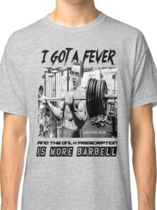 Christopher Bulken - More Barbell Classic T-Shirt