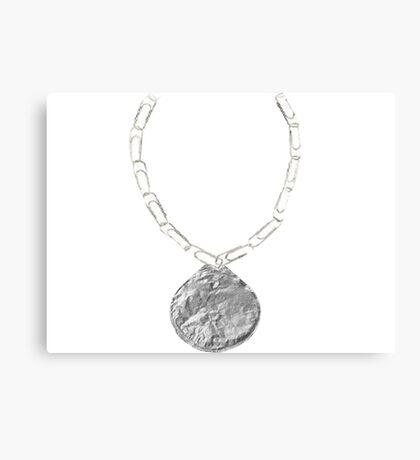 Dunder Mifflin Office Olympics-Silver Medal Canvas Print