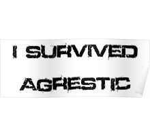 I Survived Agrestic Poster