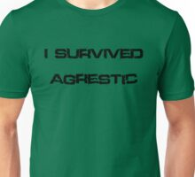 I Survived Agrestic Unisex T-Shirt
