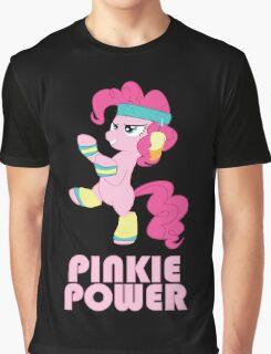 Pinkie Pie Power Graphic T-Shirt