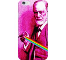 Pink Freud Sigmund iPhone Case/Skin