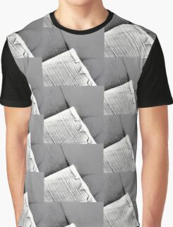 Light Brush  Graphic T-Shirt