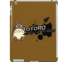 Smash the forest! iPad Case/Skin