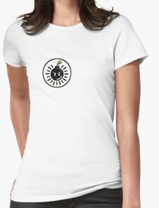 Sex-Bob-Omb icon Womens Fitted T-Shirt