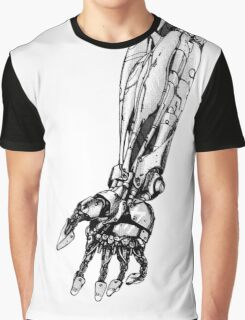 Arm Robot Graphic T-Shirt