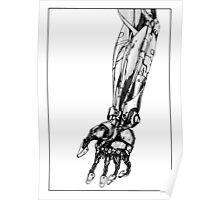 Arm Robot Poster