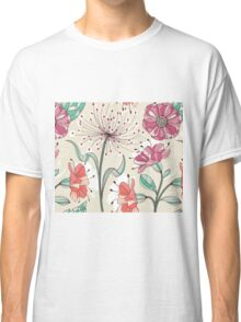Floral Pattern #42  Classic T-Shirt