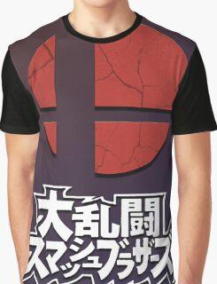 Super Smash Bros. Movie Poster Graphic T-Shirt