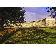 Royal Crescent, Bath Photographic Print