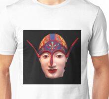 Greek Warrior Head Unisex T-Shirt