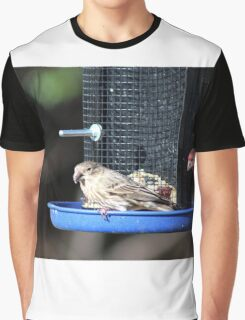 Sharing A Morning Meal Graphic T-Shirt