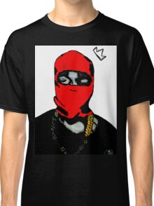 Red Ye (Masked) Classic T-Shirt