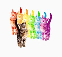 rainbow cats Unisex T-Shirt