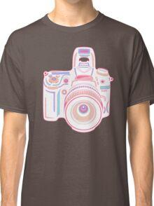 Cute Pastel Camera Classic T-Shirt