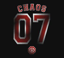 Systematic Chaos 2007 Red Design - Dream Theater Unisex T-Shirt