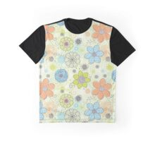 Floral Pattern #46  Graphic T-Shirt