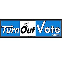 TurnOutVote.com2 Photographic Print