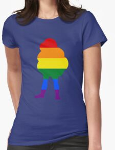 Stevonnie Pride Womens Fitted T-Shirt