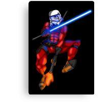 Deadtrooper Canvas Print