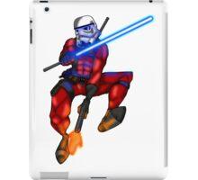 Deadtrooper iPad Case/Skin
