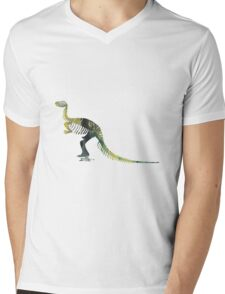 Megalosaurus  Mens V-Neck T-Shirt