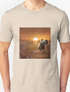 Clash of Clans - Barbarian Sunset Unisex T-Shirt