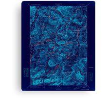 New York NY Paradox Lake 148188 1897 62500 Inverted Canvas Print
