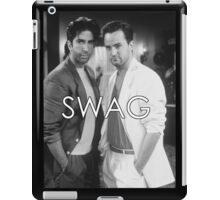 Chandler and Ross // SWAG iPad Case/Skin