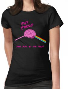 FREUD PUN Womens Fitted T-Shirt