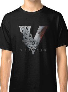 vikings logo 2 Classic T-Shirt