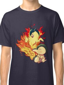 Cyndaquil Typhlosion Classic T-Shirt