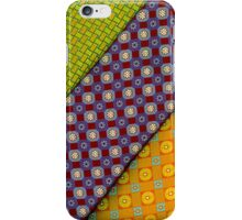 Fabric Strips iPhone Case/Skin