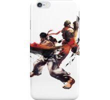 Street Fighter - Ken & Ryu iPhone Case/Skin