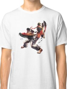 Street Fighter - Ken & Ryu Classic T-Shirt