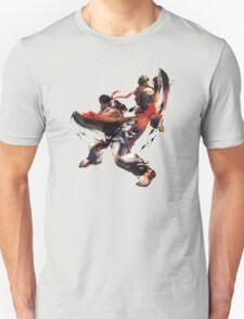 Street Fighter - Ken & Ryu Unisex T-Shirt