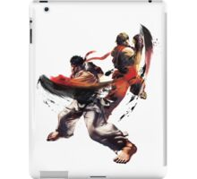 Street Fighter - Ken & Ryu iPad Case/Skin