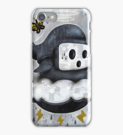 Guy Shyly iPhone Case/Skin