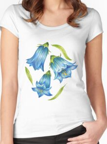 Bluebell Women's Fitted Scoop T-Shirt