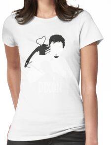 Walking Dead - Daryl Dixon Womens Fitted T-Shirt