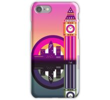 London Above, London Below (poster) iPhone Case/Skin